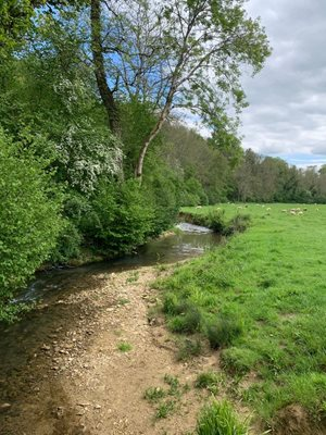 Castle Combe to Ford walk WALKING GUIDE