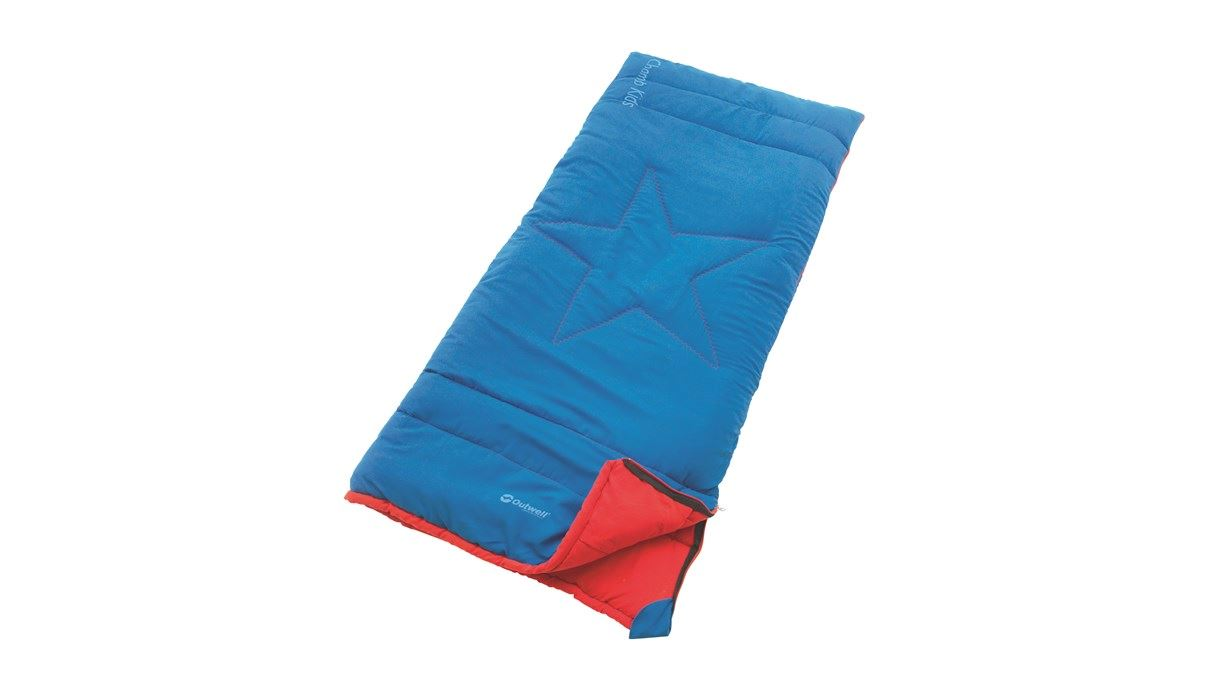 Outwell Champ Kids Lake Blue Sleeping Bag