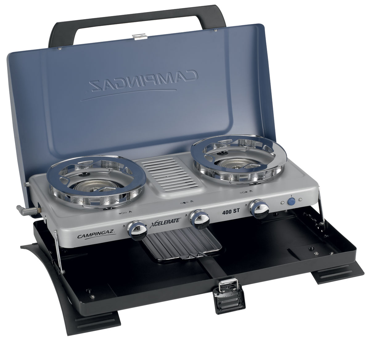 Campingaz 400-ST Double Burner Stove With Toaster