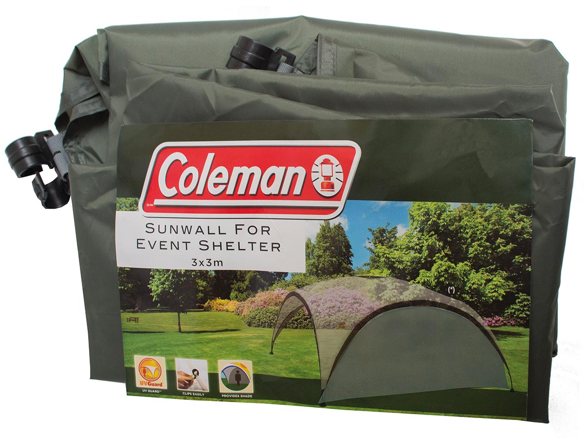 Coleman Event Shelter Sunwall M 3m x 3m