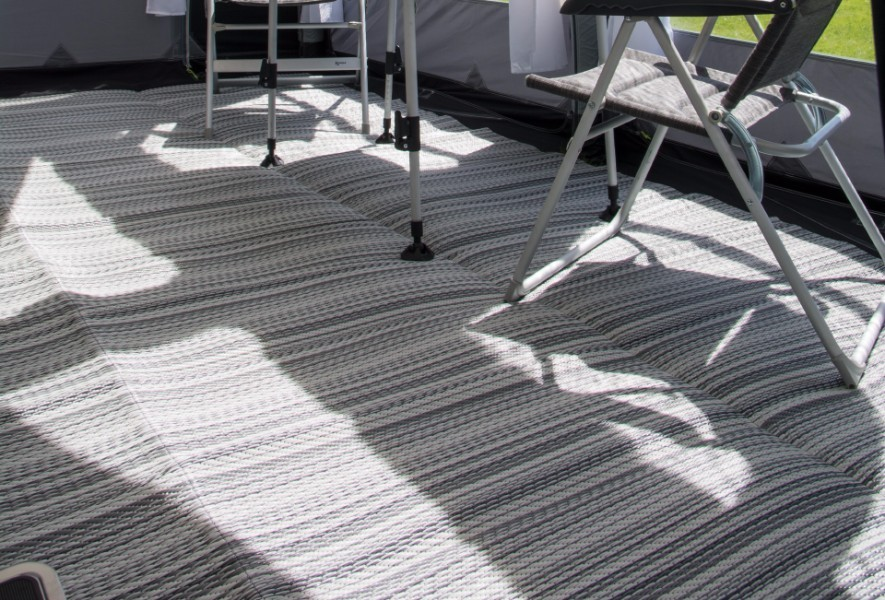 Kampa Continental Carpet for Rally 200