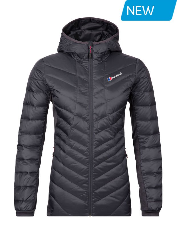 Berghaus Womens Tephra Stretch Reflect Down Insulated Jacket