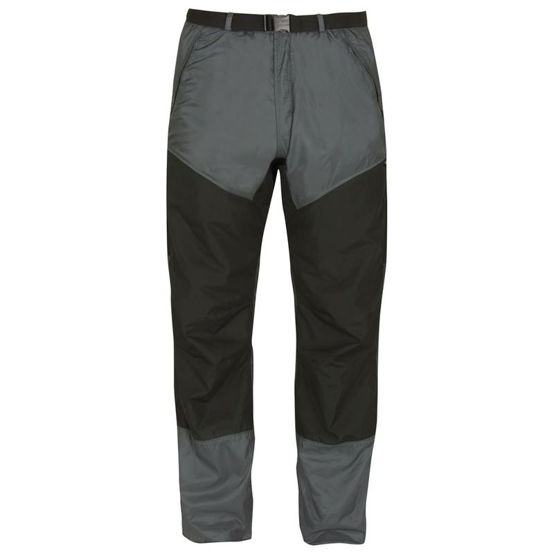 Paramo Velez Adventure Trousers Mens Rock Grey/Black
