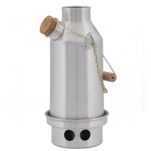 Kelly Kettle Trekker Stainless Steel 0.6LTR Kettle
