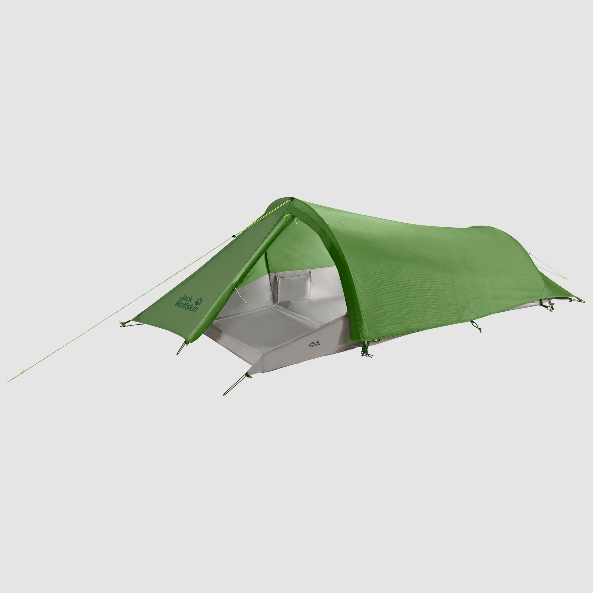Jack Wolfskin Gossamer 1 Person Tent Catcus Green