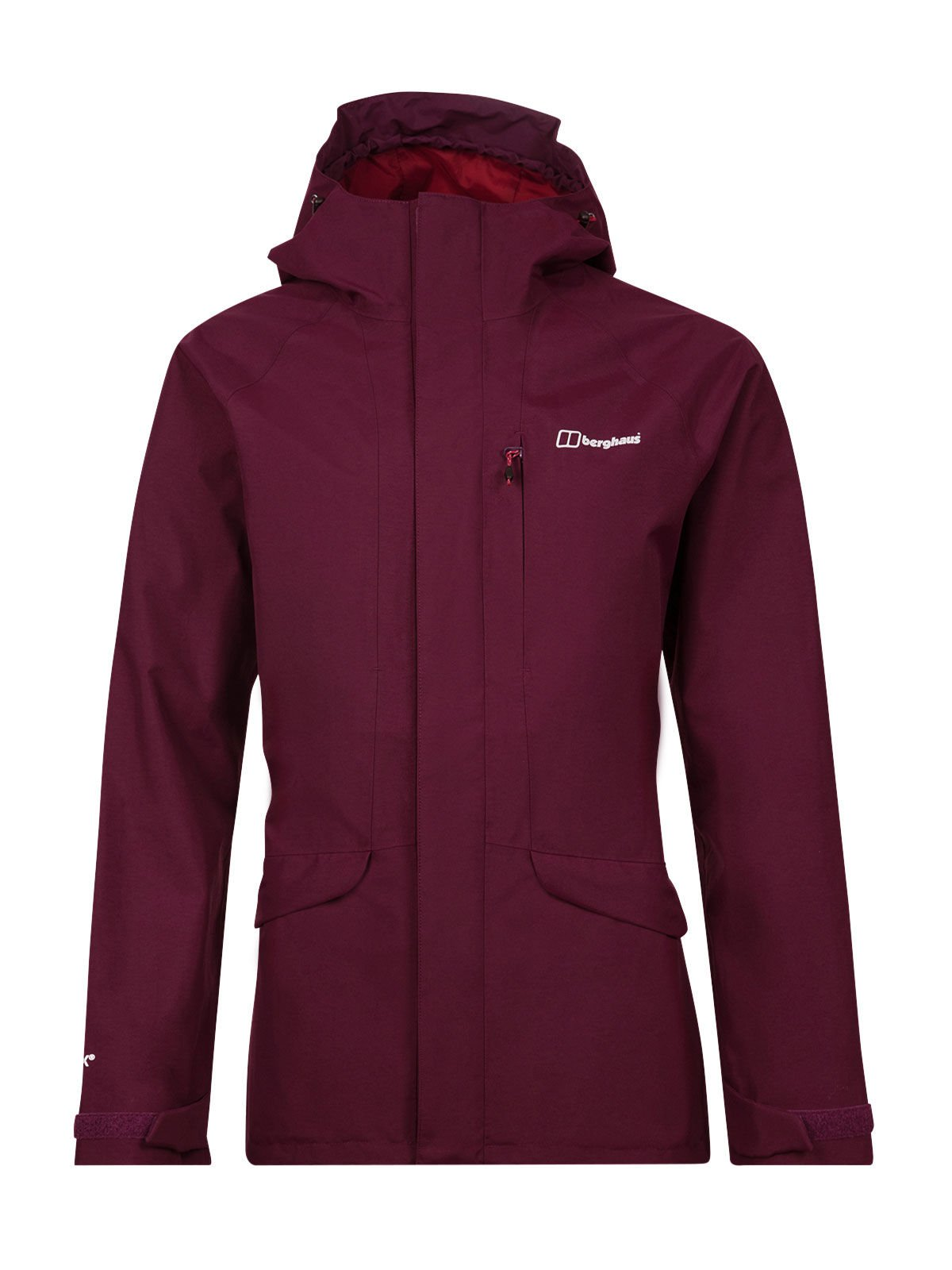 Berghaus Womens Hillmaster Interactive Waterproof Jacket