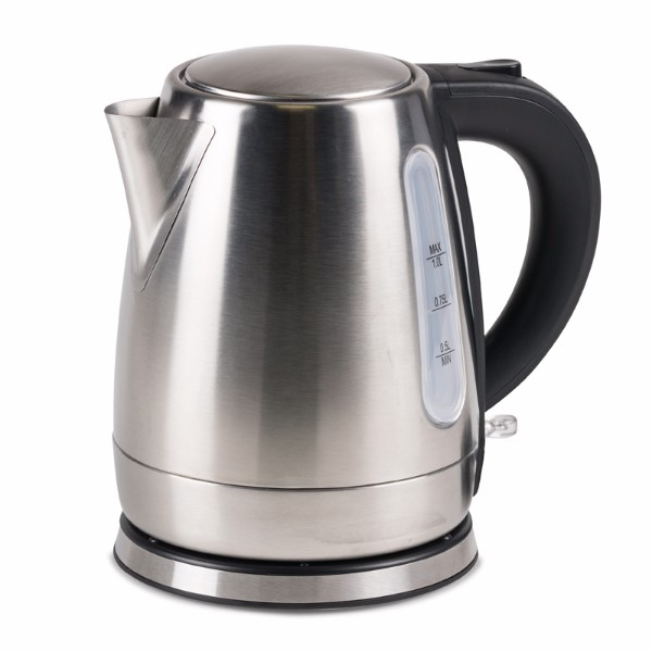 Kampa Cascade 1L Stainless Steel Electric Kettle