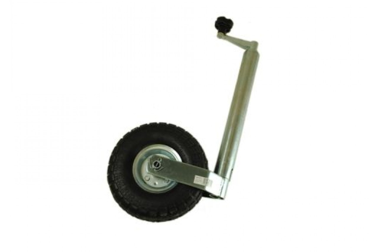 Maypole 48mm Pneumatic Tyre Jockey Wheel