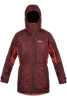 Paramo Alta III Jacket Women's Wine/Outback Red