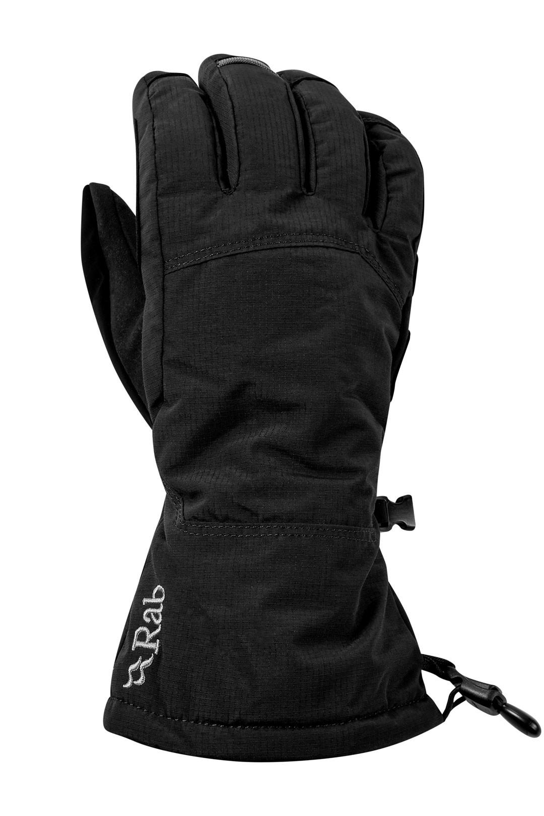 Rab Storm Glove Mens - Black