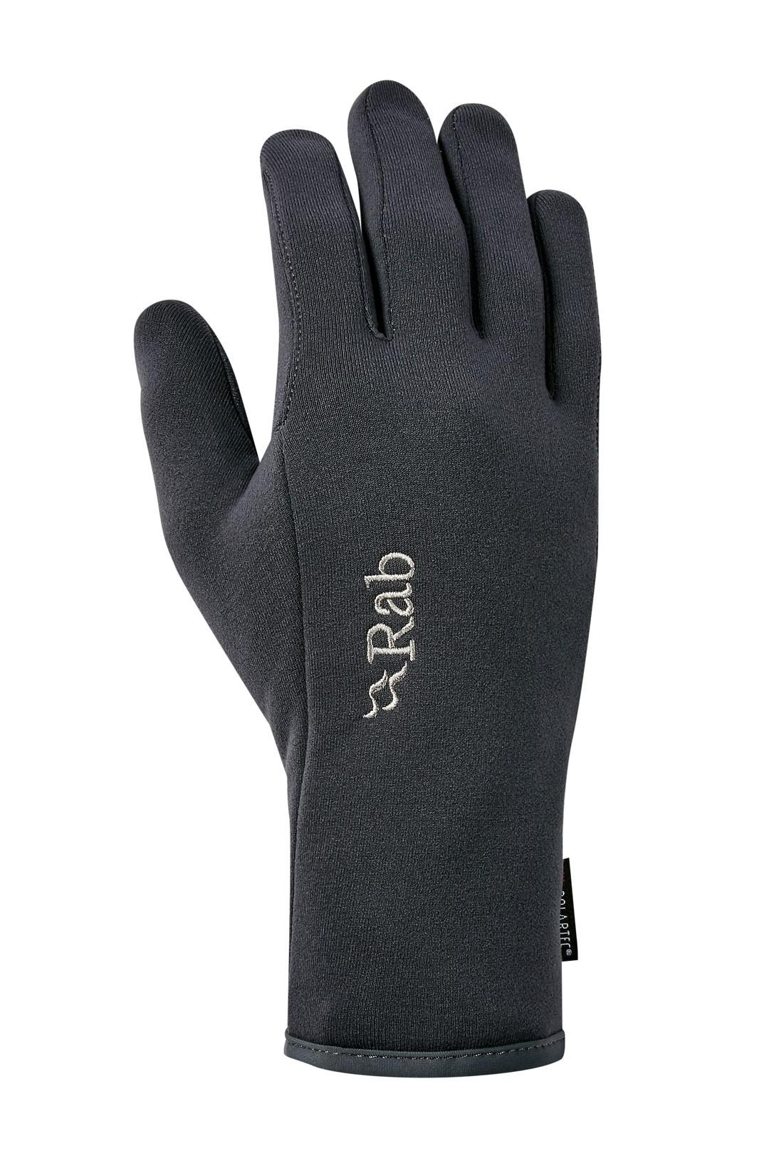 Rab Power Stretch Contact Glove Mens - Beluga