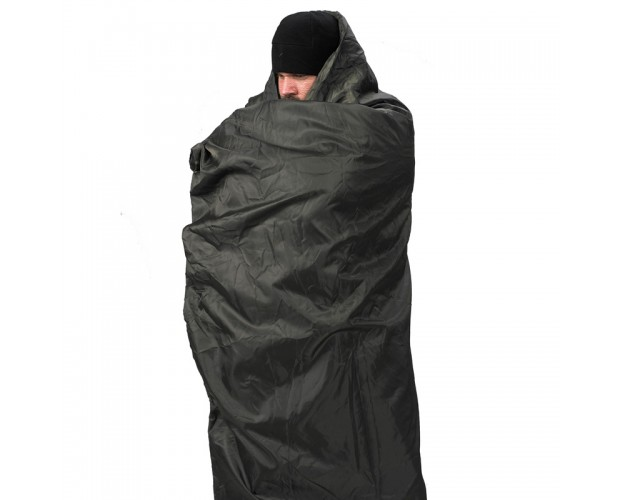 Snugpak Insulated Jungle Travel Blanket Black