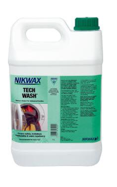 Nikwax Tech Wash 5Litre Cleaner